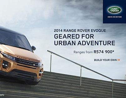 Land Rover - Urban Adventure
