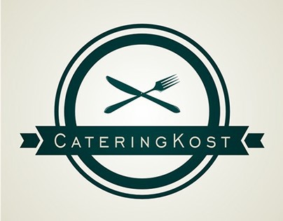 catering kost an Indonesian catering website design
