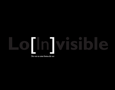 Photo book: Lo [In]visible