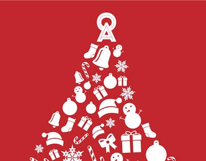 Merry FLAT Christmas