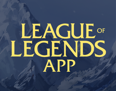League of Legends App