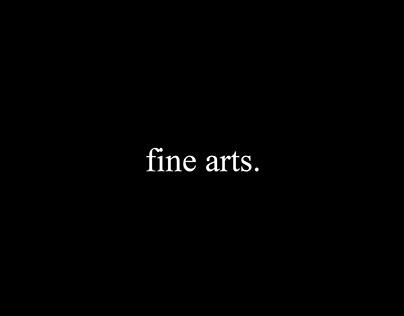 Fine Arts Shirt