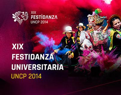Festidanza UNCP 2014