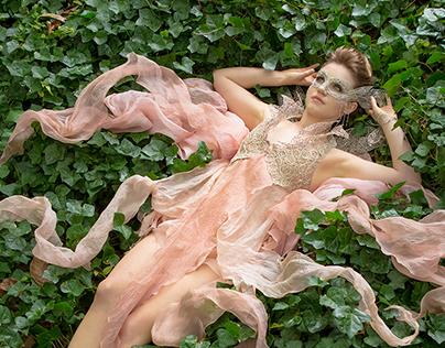 The Imagined - Fashion Editorial (Jute Magazine)