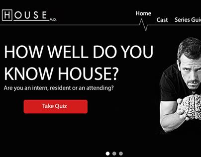 House MD Website