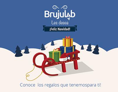 Landing Page - Brujulab en navidad