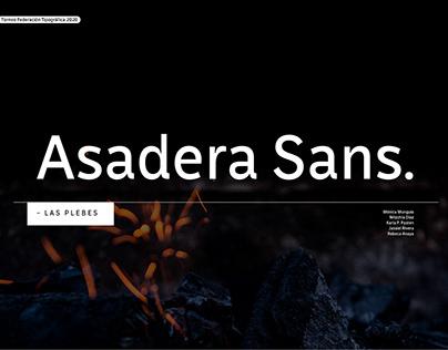 Asadera Sans