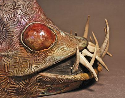 Ceramics Work, Fall 2014