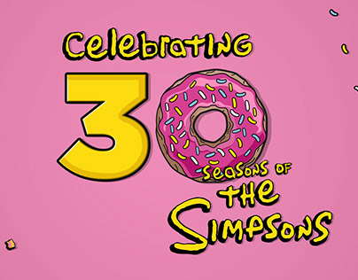 30 SEASONS OF THE SIMPSONS