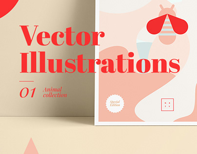 Vector Illustrations 01