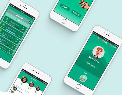 UI-Gamification App Youbeep
