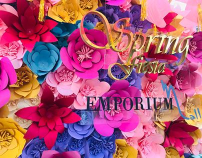Spring fiesta (Execution) Emporium Mall 2019