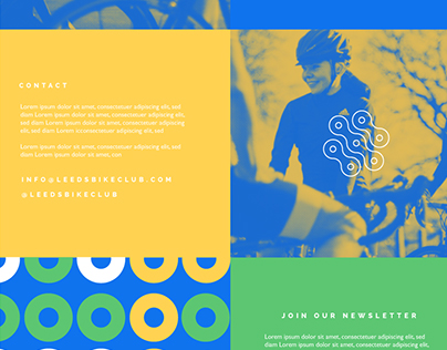 The Bike Club - Branding