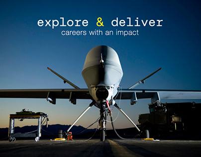 Recruitment Campaign // General Atomics