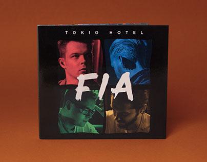 Tokio Hotel, 'Feel It All' – Single Cover