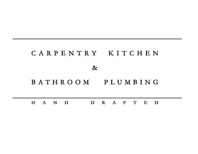 Carpentry Kitchen and Bathroom Plumbing