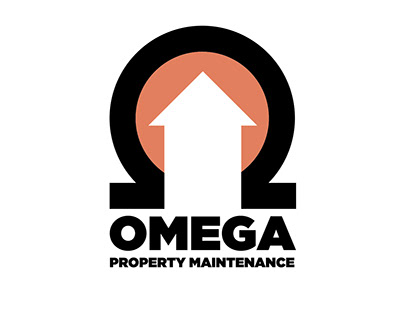 Omega Property Maintenance Branding