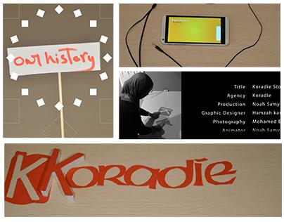 Koradie Stop Motion Video