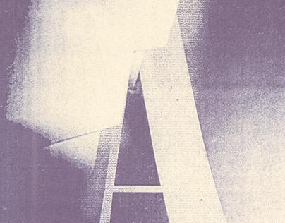 theater flyer · amar