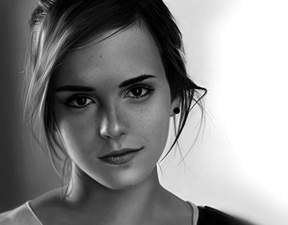Emma Watson Illustration