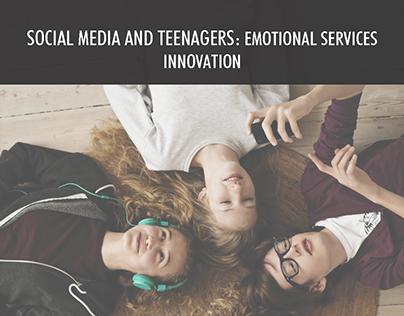 Social Media: Emotional services innovation