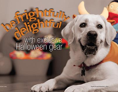2014 PetSmart Halloween Campaign