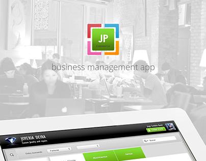 jpcommerce app