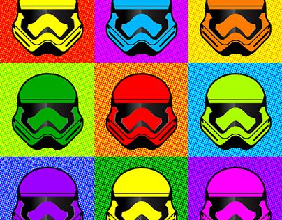 Storm Troopers Art