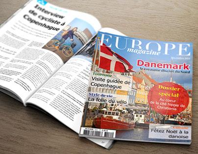 Magazine Danemark