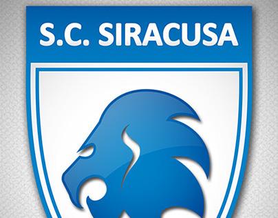 Siracusa Football Soccer Club Logo