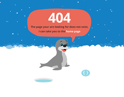 Funny 404 page