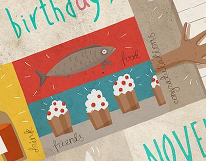 Happy Birthday Dear Заяц!