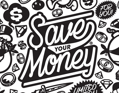 Save Your Money - Mr. Kone Collection