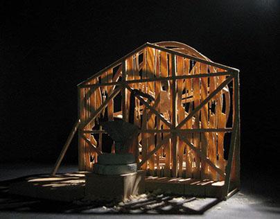 Set design- Watermill