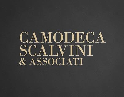 Camodeca Scalvini & Associati corporate image