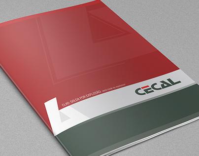 Catálogo Institucional 2012 CECAL