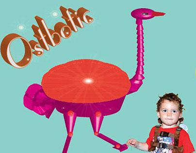 Ostbotic, New Disney Entertain Toy