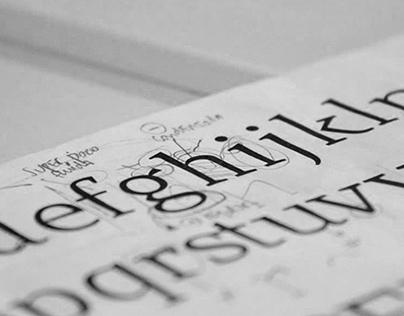 Blanes, una tipografía para Roberto Bolaño