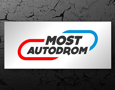 Autodrom Most Corporate Identity