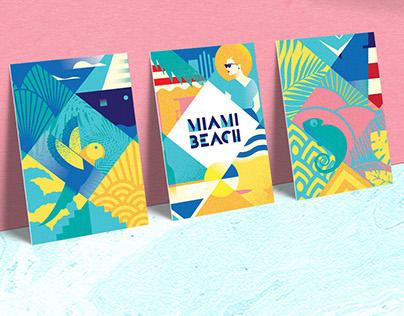 Postcards | Miami Beach