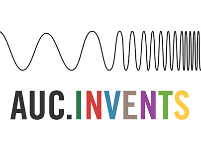 AUC.Invents Cover Illustrations