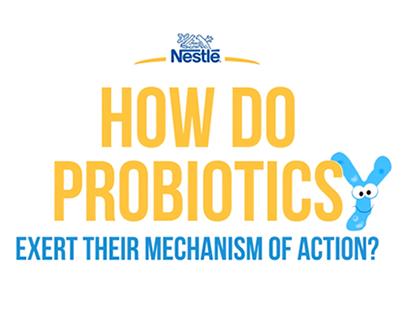 Nestle Probiotics Product Video