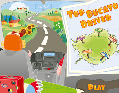 Top Ducato Driver Game