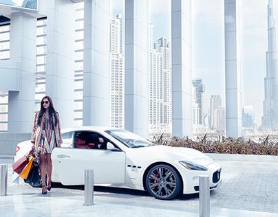 KK for Maserati