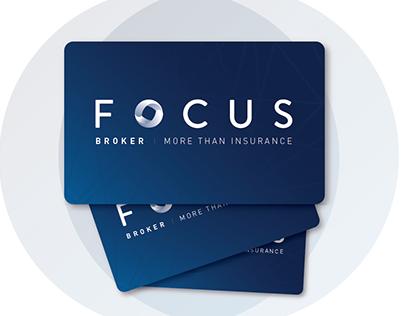 Focus Broker Brand Identity
