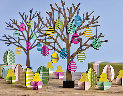 Easterly™ decorations