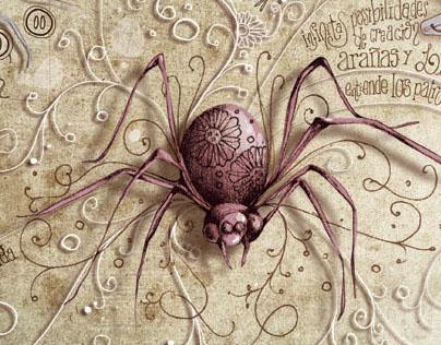 Arañas y libres lulas