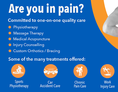 Pro Care Physiotherapy Flyer