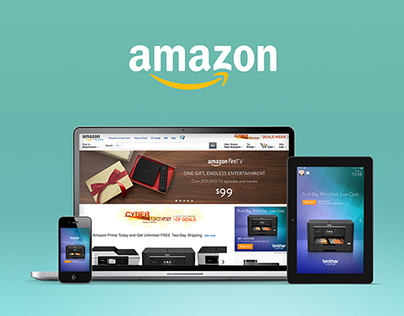 Amazon Advertising Design