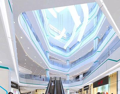 Mosaic-mall, Qingdao
